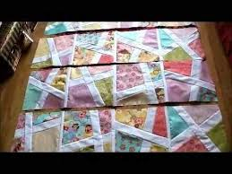 How to Quilt - Layer Cake Quilt Video - Stack and Whack Quilt ... & How to Quilt - Layer Cake Quilt Video - Stack and Whack Quilt Adamdwight.com