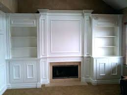 built in shelves around fireplace build built in shelves around a fireplace built in bookshelves around