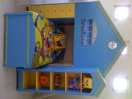 SpongeBob Bunk Bed Mr Vallartas - Spongebob bunk bed
