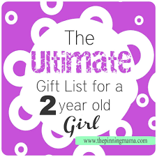 Best Gift Ideas for a 2 Year Old GIRL The Ultimate List of Girl {Continued