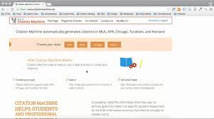 Mla In Text Citation Generator Beautiful Apa Format Cite Machine