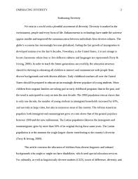 diversity in education essay the importance and benefits of diversity teen essay on the