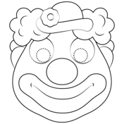Clown Kleurplaten Gratis Printbare Kleurplaten