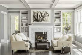 marble herringbone fireplace