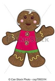 gingerbread woman. Fine Woman Gingerbread Woman Red Frosting  Csp7993314 To Gingerbread Woman O