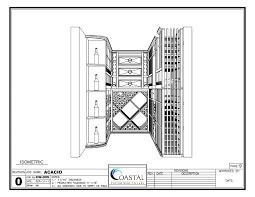 Residential Wine Cellar Design showing the different wine rack