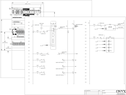 onyx electrical schematics all of our designs are archived and copies saved on site and off site to ensure data security our engineering process ensures that drawings are produced