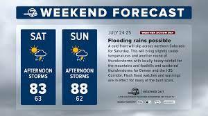 Live weather blog: Flash flooding not ...