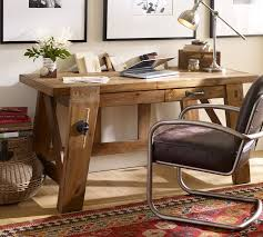 barn office furniture. bench style office desks from pottery barn u2013 small and large hendrix furniture o