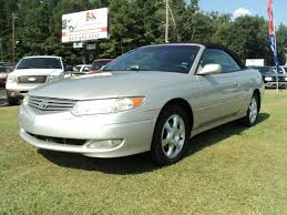 50 Best 2002 Toyota Camry Solara for Sale, Savings from $3,449