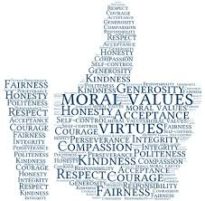 the importance of moral values in our life beacon buzz according to me positive moral values are important because they allow you to have an overall feeling of peace and joy moral values can give meaning and