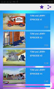 Tom and Jerry full episodes for Android - APK Download