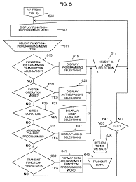 remote control drawing. patent drawing remote control e