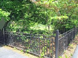 wrought iron landscape edging pic 8 wrought iron black fence edging lawn garden fencing landscape