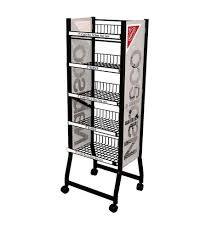 Steel Stands For Display Steel Display Racks Metal Stands Attractive Regarding 100 5