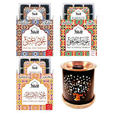 Amazon Dukhni Oud amp; aini Home Khaleeji Fragrance Ibtisam com Kitchen