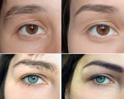 eyebrow trimmer before after. in this eyebrow threading before and after shot, you can examine the difference. is result mere minutes! trimmer