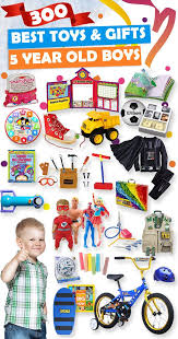 Tons of great gift ideas for 5 year old boys. Best Gifts and Toys Year Old Boys 2018 |