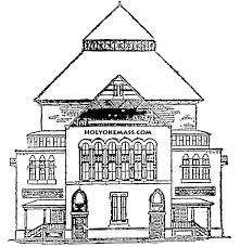 Print free pictures for children having numerous educational values. Free Printable House Coloring Pages For Kids