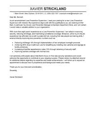 best security supervisor cover letter exles doent