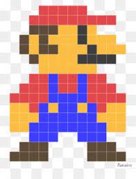 Free Download Luigi Mario Bros Super Mario World Pixel Art Luigi Png