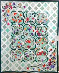 Small Picture Garden Trellis Designs Quilt Patterns Garden Trellis Quilt Block