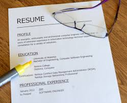 Easy Way To Do A Resume Resume For Study