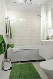 Bathroom:Small Bathroom Idea With Green White Theme Idea Decoration Green  Bathroom Great Ideas