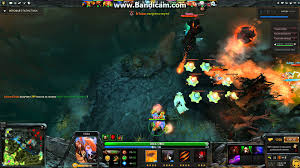 dota2 ursa rampage 1vs5 youtube