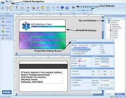 86411 Card - Id Solo Asure Software 7 Zone