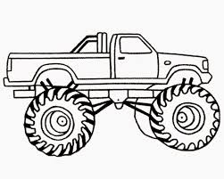 28 collection of monster truck drawing side view high quality 402eb8572decc86c76fe04b491ab7b47 truck coloring pages coloringsuite monster