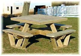 round picnic table plan free picnic table plans square picnic table plans free free folding picnic