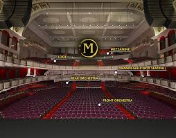 Met Philly Seating Chart The Met Philadelphia Venue Info
