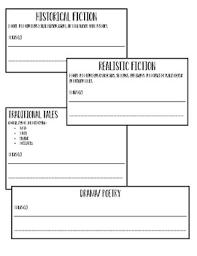 Action 100 Purple Range Of Reading Genre Chart