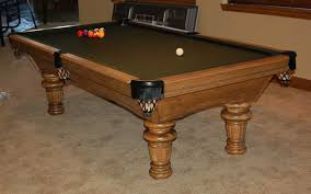 how to a pool table home stars