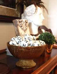 Decorative Bowls With Balls Gorgeous What To Put In A Decorative Bowl ConfettiStyle