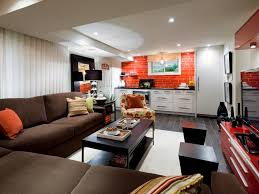 Basement Apartment Design Ideas Enchanting 48 Chic Basements By Candice Olson HGTV
