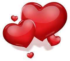 Image result for red hearts