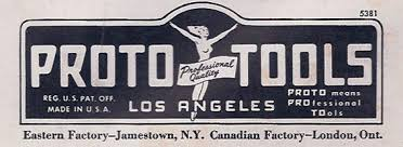 proto tools logo. i might be crazy, but it always amazes me how much better my vintage proto ratchets and other hand tools feel over brand new craftsman, mac, logo e