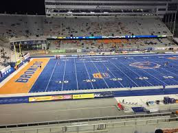 Albertsons Stadium Seating Chart Bronco Stadium Section 125 Rateyourseats Com