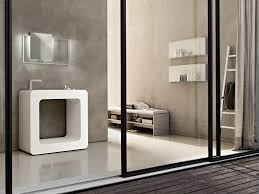 Animal Tile Border Bathroom Design