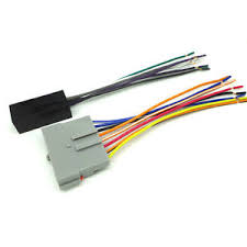 premium sound car stereo cd player wiring harness wire aftermarket Factory Wiring Harness For Radio 1995 Ford Windstar image is loading premium sound car stereo cd player wiring harness