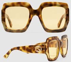 gucci 2017 sunglasses. gucci sunglasses for women ss 2016: oversize square-frame 2017