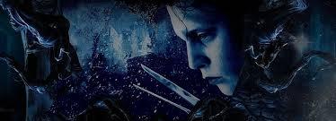 edward scissorhands 25 days of horror