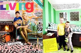 Anïve In Swedish Magazine Family Living  AnïveFamily Living Magazine