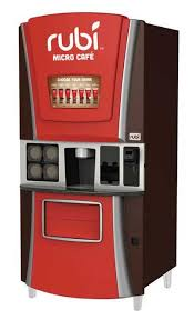 Coffee Vending Machine Business Plan Custom Rubi Coffee Vending Machine Kiosk Business Acquired From Outerwall