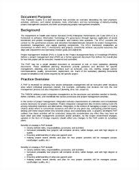 Project Integration Management Plan Template Direct And Manage