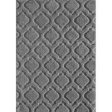 geometric print area rugs central titanium grey geometric print area rug 5 4x6 area rugs home