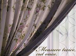 how to measure to sew your own curtains excellent link