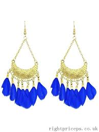 elegant big chandelier earrings for blue feather big chandelier earrings 24 big bridal chandelier earrings